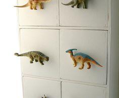 Dinosaur Cupboard Knobs