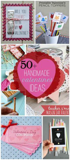 50+ Handmade Valenti