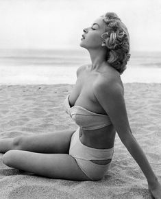 Eve Meyer, 1955. Pinup Model and Playboy Playmate