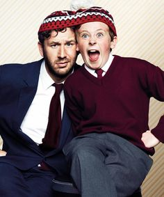 The Best British TV Shows You're Not Watching. just saw an episode of Moone Boy. funny, but weird!