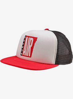 Burton I-80 Snapback Trucker Hat shown in Flame Summer Outfits Men e06174ea01c7