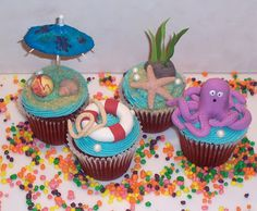 the overall look is good -  as we need three best cupcakes its great to have individual elements which fit together like a puzzle