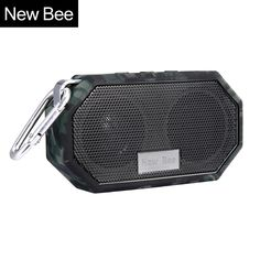 14.36$  Watch here - http://alirkq.shopchina.info/go.php?t=32666027899 - New Bee Waterproof Wireless Bluetooth Speaker Mini Subwoofer Shower Portable speakers Hands-free Call Mic for  Phone PC 14.36$ #buyonline