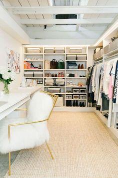 Luxurious Dressing Room Design Ideas