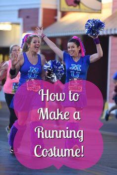How to Make a Running Costume | Disney's Princess Half Marathon Series #1