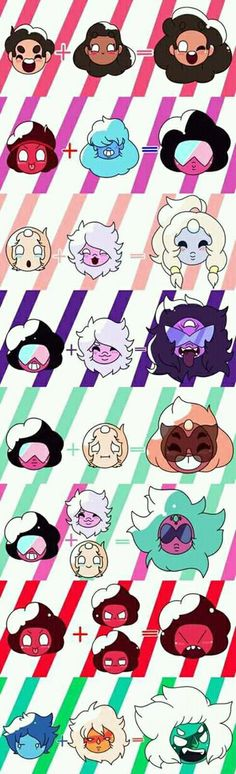 Fusions!