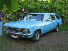 Opel Admiral B Caravan B 5,4 V8 Limousine 4-türig Titelbild