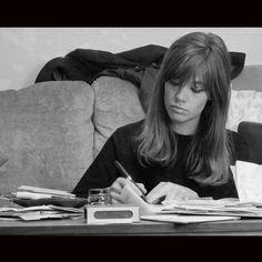 For Francoise Hardy Jean Seberg, Anna Karina, Serge Gainsbourg, Jane Birkin, Catherine Deneuve, Alain Delon Brigitte Bardot, French Pop, Dalida, Jean Marie