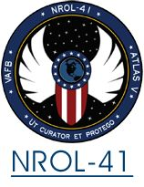 NROL-41 Official Launch Patch