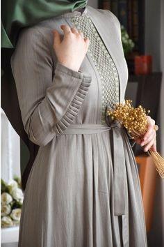 Zerafet Elbise - Eminos Butik   Modo & Tasarım