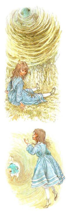 Illustrator Eric Kincaid Author Lewis Carroll fairy tale Alice in Wonderland Country United Kingdom Year of publication 1993 Publisher Brimax Books