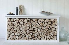 notesondesign:  wood storage