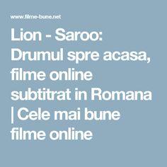 Lion - Saroo: Drumul spre acasa, filme online subtitrat in Romana | Cele mai bune filme online Movies