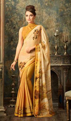 34b9888cc5 #printed #georgette #indian #saree #sari #indian #festival #party