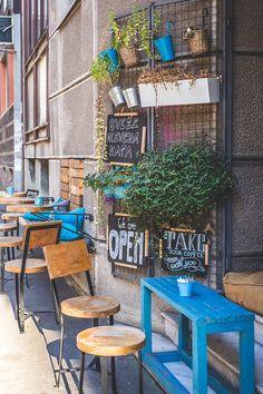 Lokal Coffee Roasters, Belgrade - Restaurant Reviews, Phone Number & Photos - TripAdvisor Boba Smoothie, Restaurant, Restaurants, Supper Club, Dining Room