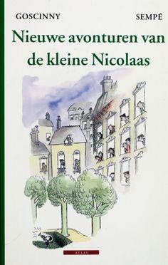 Nieuwe avonturen van de kleine Nicolaas - Jean-Jacques Sempé