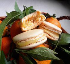 Acquolina: Macarons ai mandarini