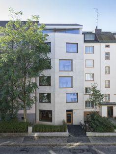 oliver brandenberger erbengemeinschaft kleiber building . basel 2014 . Photo © Basile Bornand