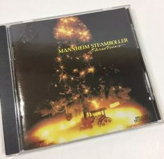 Mannheim Steamroller Christmas CD No UPC American Gramaphone 1984 11 Tracts  | eBay