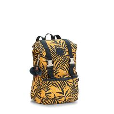 cf2a063304a62 Kipling Experience S Kleiner Rucksack Water Camo