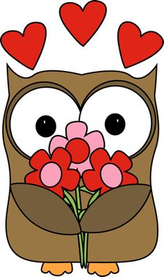 Valentine's Day Owl                                                                                                                                                                                 More