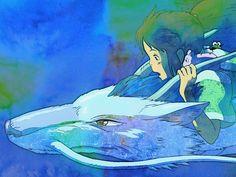 Una gran pelicula.El viaje de Chihiro te enseñara a soñar