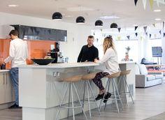 Kitchen | Interaction | Bristol | Office design