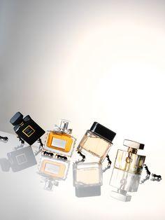 Beauty Special JAN Magazine 10-2012 Photography by Frank Brandwijk | Perfume