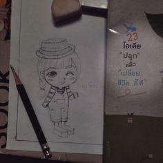 #Sketch #Project #เรื่องเล่ากล้วยกล้วย #Style #fai