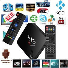 MX 3 III Quad Core Android TV BOX Fully Loaded XBMC Kodi 8GB With AIR Mouse | eBay