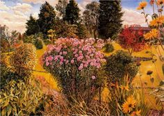 Bellrope Meadow, by Stanley Spencer.