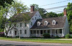 The Adam Stanton House (1789)
