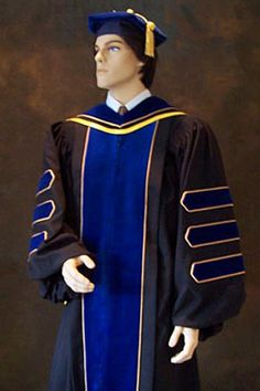 Doctoral gowns for sale | Finest Caps and Gowns and Graduation ...