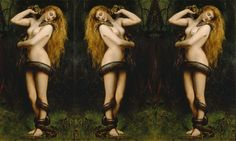 Lilith (1892) by John Collier