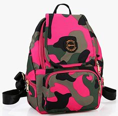 FW 30L Camo outdoor climbing recreational men nylon backpack *** Additional details at the pin item shown here, click it  : Backpacking gear