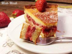 Mish-Mash: Ягодов сладкиш със заливка