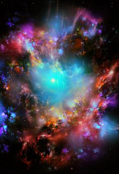 Remix Nebula ...So what is a nebula? It is a cloud of dust, hydrogen, helium and other gases that attract matter and materials to clump. These so called clumps form stars, planets, and other planetary systems. In simple, Nebulae are where the stars are formed! (Wikipedia)