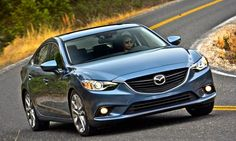 A review of the 2014 Mazda6.