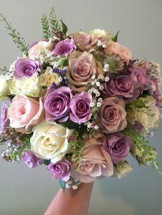 Fruit Arrangements, Pastel Flowers, Bride Bouquets, Wedding Flowers, Floral Wreath, Wreaths, Bridal, Antiques, Rose