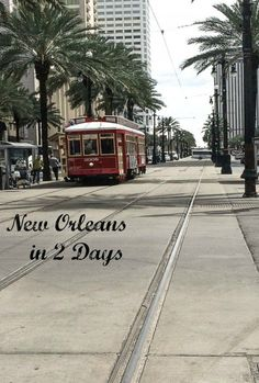NOLA in 2 days - Mackinaw Road