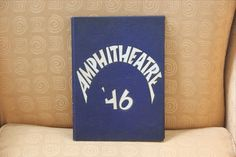 Montclair New Jersey High School Yearbook Class 1946