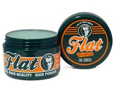 Cool Grease Flat Pomade