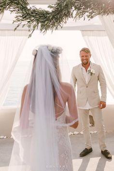 Beach Wedding Groom Attire, Wedding Shoot, Dream Wedding, Wedding Planner, Destination Wedding, Wedding Venues, White Wedding Gowns, Wedding Dresses, Bohemian Bride