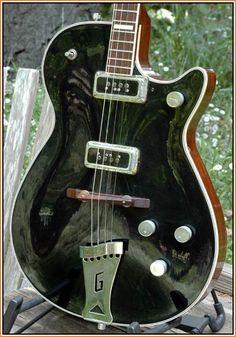 1955 Gretsch Duo Jet Tenor Guitar