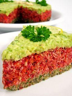 Céklás zöldségtorta - Kifőztük, online gasztromagazin Avocado Toast, Meals, Cooking, Breakfast, Recipes, Cook Books, Food, Contouring, Kitchen