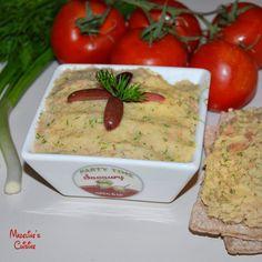 Pate de ton light / Light tuna spread - Madeline's Cuisine