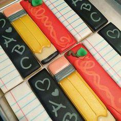 School Cookie Sticks | Sweet SugarBelle