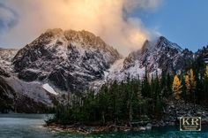 Colchuck by Kevin Russell on 500px