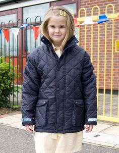Kids Outfits, Casual Outfits, Dark Winter, Quilted Jacket, Winter Jackets, Urban, Kids Clothing, Coats, Clothes
