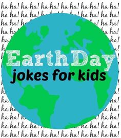Earth funny Earth Day jokes for kids -- these cracked us up! - It's almost Earth Day! Celebrate with these funny Earth Day jokes for kids. Print them out for lunch boxes or read them over dinner! Earth Day Games, Earth Day Activities, Activities For Kids, Holiday Activities, Earth Day Kindergarten Activities, Earth Day Worksheets, Elderly Activities, Motor Activities, Sensory Activities